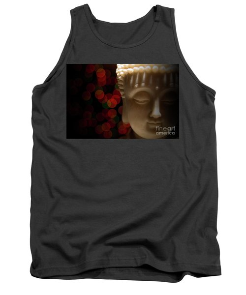 Buddha Tank Top by Brian Jones