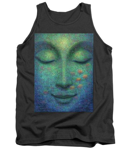 Buddha Smile Tank Top