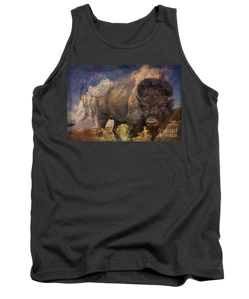 Buffalo Medicine 2015 Tank Top