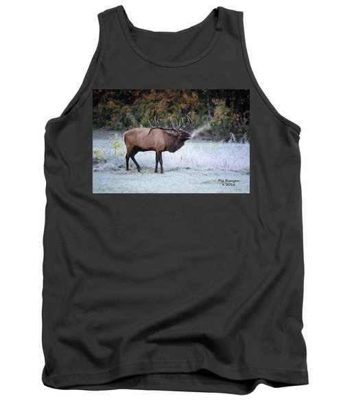 Bugle Of The Elk Tank Top