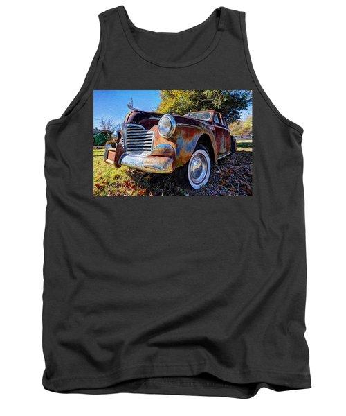 Buick Eight Tank Top