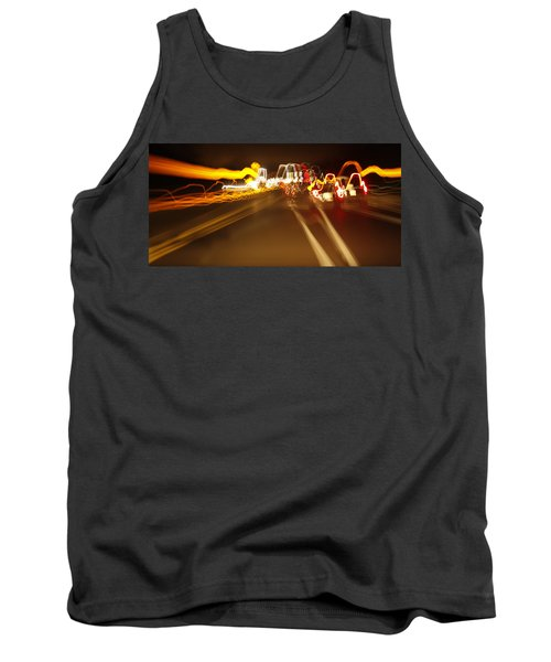 Bump Tank Top by Xn Tyler