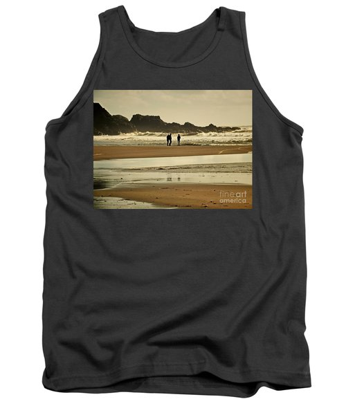Bunmahon Beach 2  Coppercoast  Tank Top