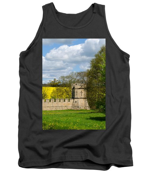 Burghley House Fortifications Tank Top