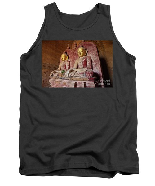 Burma_d2104 Tank Top by Craig Lovell