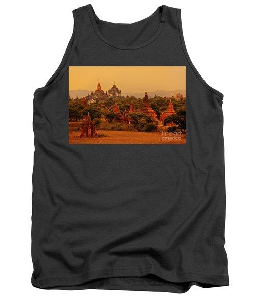Burma_d2136 Tank Top