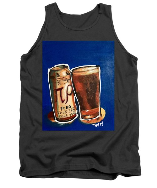 Burning Brothers Tank Top