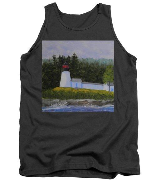 Burnt Island Light Tank Top