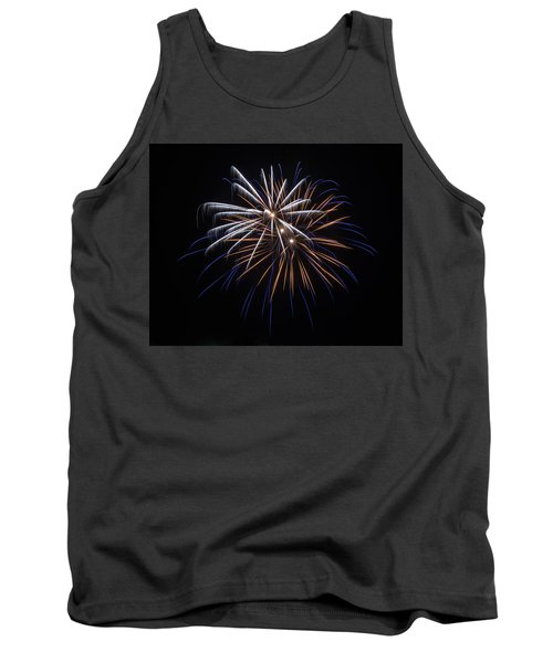 Tank Top featuring the photograph Burst Of Elegance by Bill Pevlor