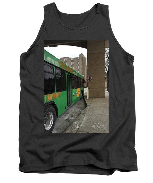 Bus Stop Tank Top