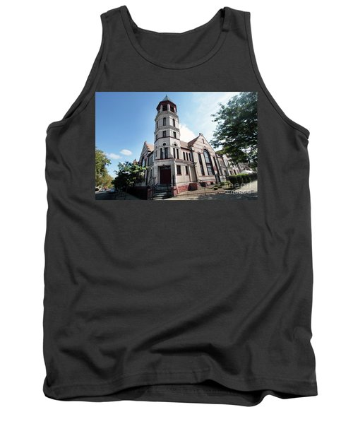 Bushwick Avenue Central Methodist Episcopal Church Tank Top