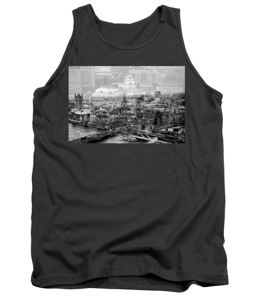 Busy London Tank Top