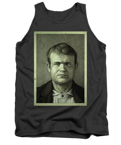 Butch Cassidy Tank Top