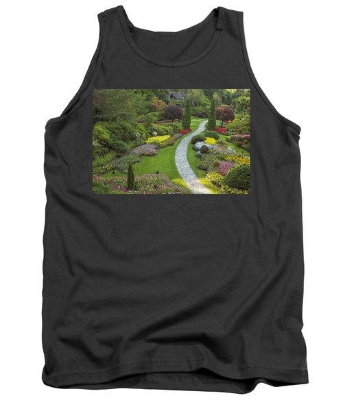 Butchart Gardens Tank Top