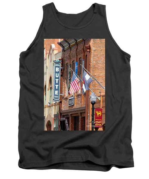 Butte Opera House In Colorado Tank Top