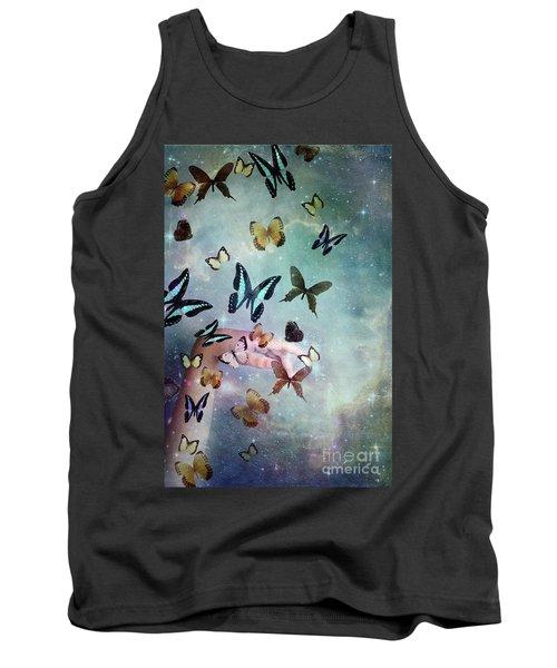 Butterflies Reborn Tank Top