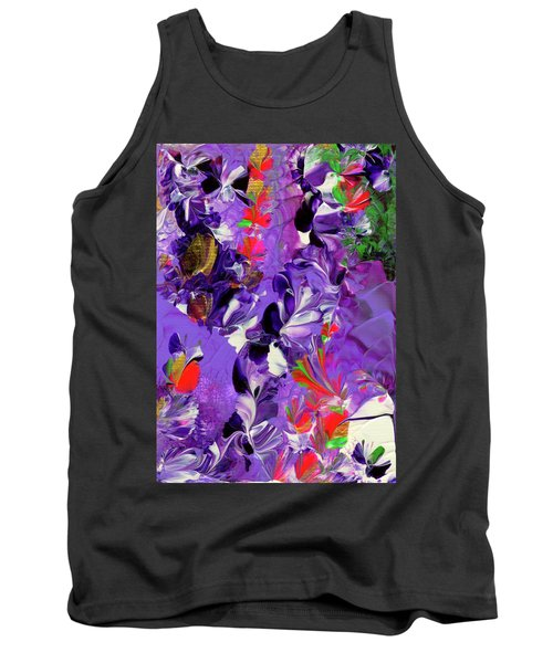 Butterfly Island Treasures Tank Top