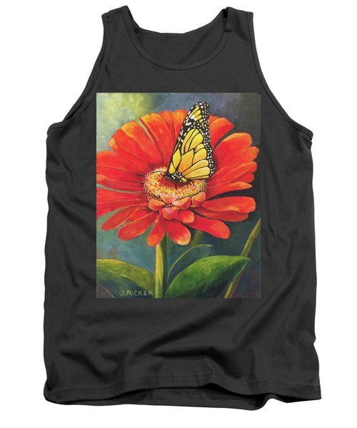Butterfly Rest Tank Top