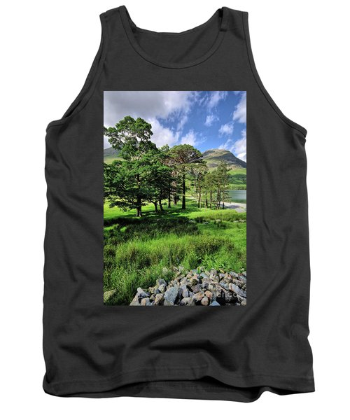 Buttermere Pines Tank Top