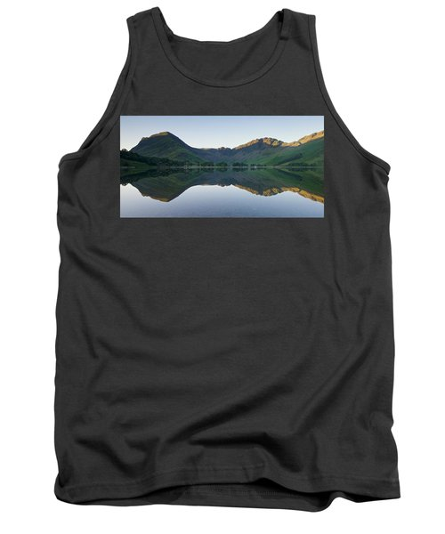Buttermere Reflections Tank Top by Stephen Taylor