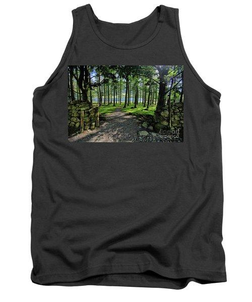 Buttermere Woods Tank Top