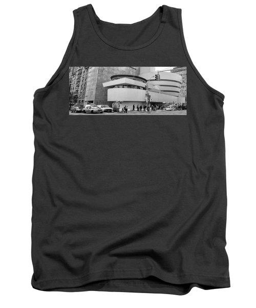 Bw Guggenheim Museum Nyc  Tank Top