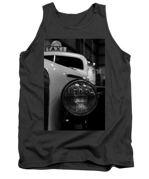 Bw Taxi Tank Top