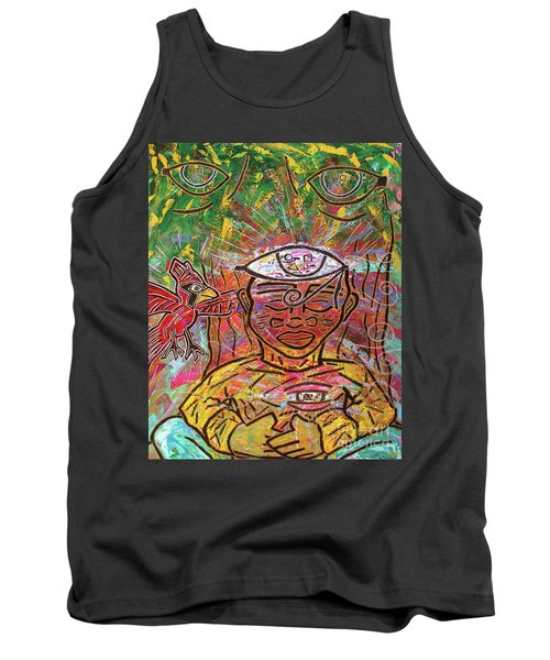 By The Bodhi Tree Tank Top