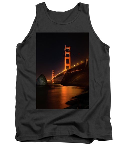 By The Golden Gate Tank Top