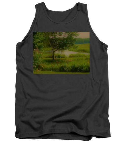 By The Little River Tank Top