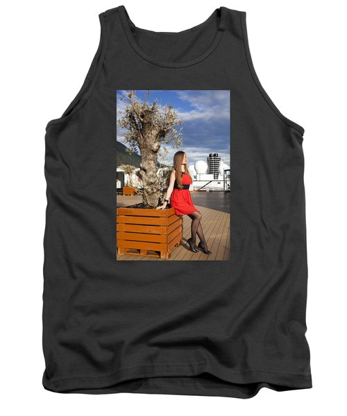 By The Tree Of Temptation Tank Top