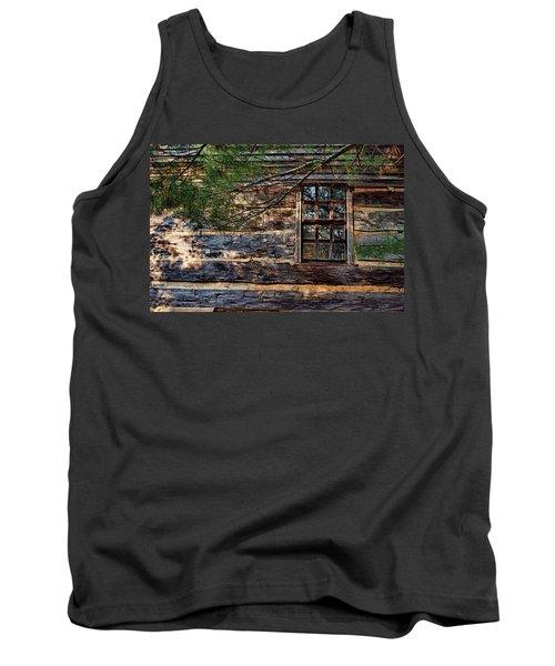 Cabin Window Tank Top
