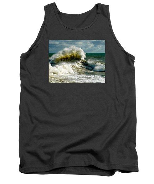 Cabrillo Shorebreak  Tank Top