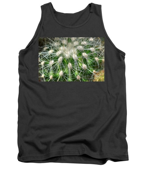 Tank Top featuring the photograph Cactus 1 by Jim and Emily Bush