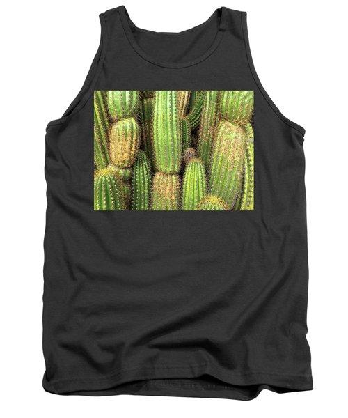 Cactus City Tank Top