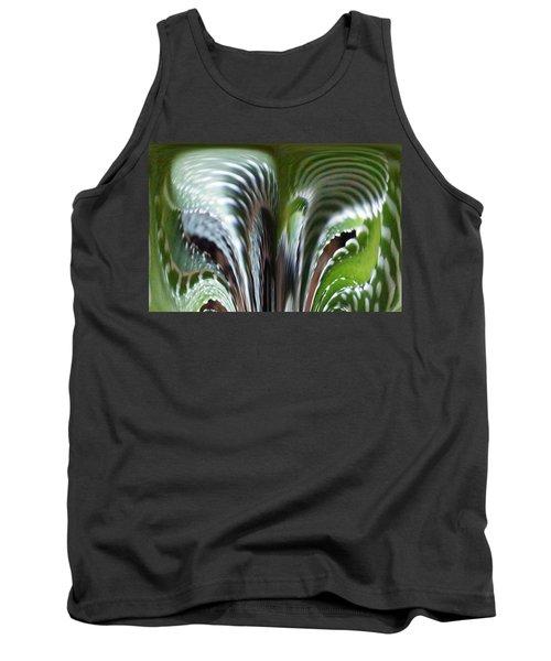 Cactus Predator Tank Top by Barbara Griffin