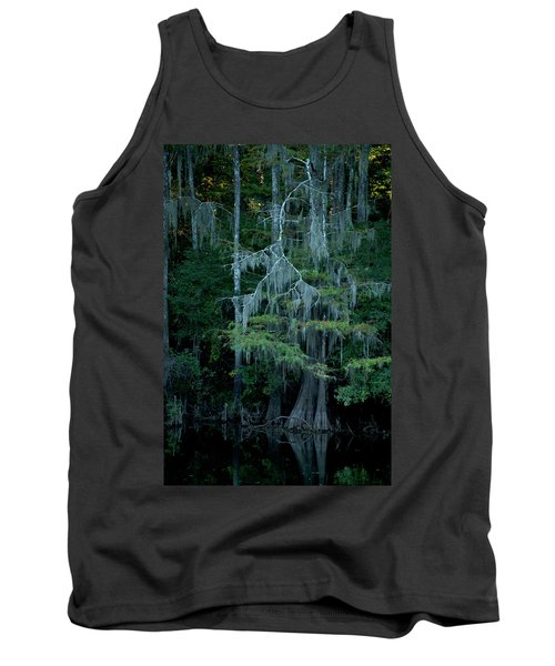 Caddo Lake #4 Tank Top