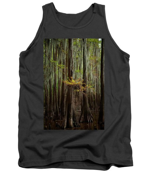 Caddo Lake #5 Tank Top