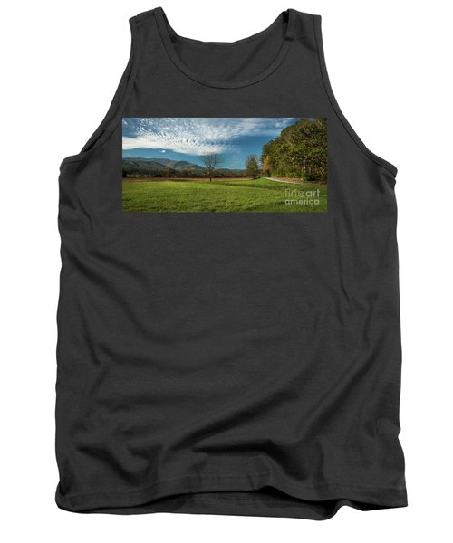 Cades Cove Tennessee Tank Top