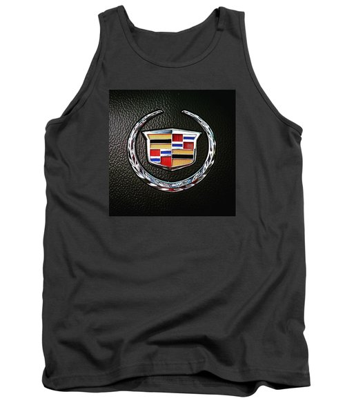 Cadillac Emblem  Tank Top