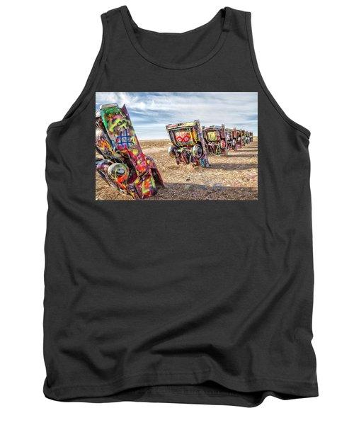 Cadillac Ranch 1 Tank Top