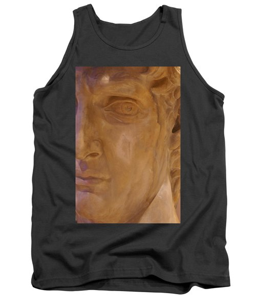Tank Top featuring the photograph Caesar by Cynthia Powell