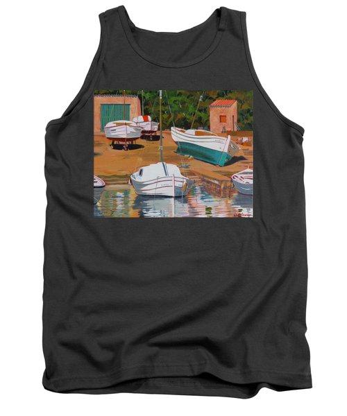 Cala Figuera Boatyard - II Tank Top