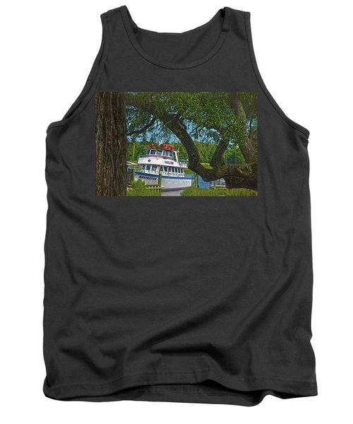 Calabash Deep Sea Fishing Boat Tank Top