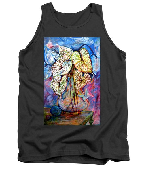 Caladium Glass Creation Tank Top