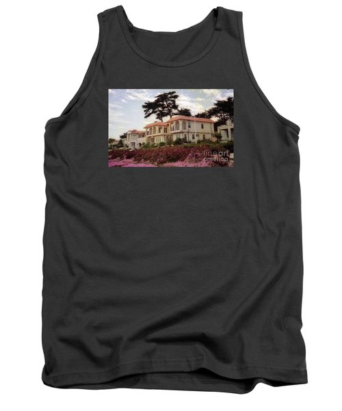 California Coastal Hotel Tank Top