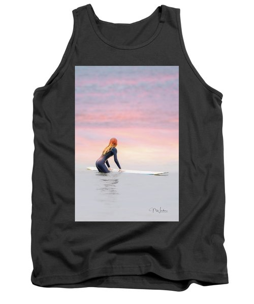 California Surfer Girl II Tank Top