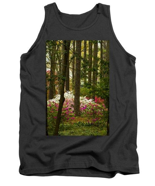 Callaway Gardens Spring Azaleas Tank Top