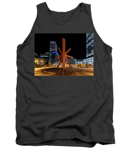 Calling After Sundown Tank Top by Randy Scherkenbach