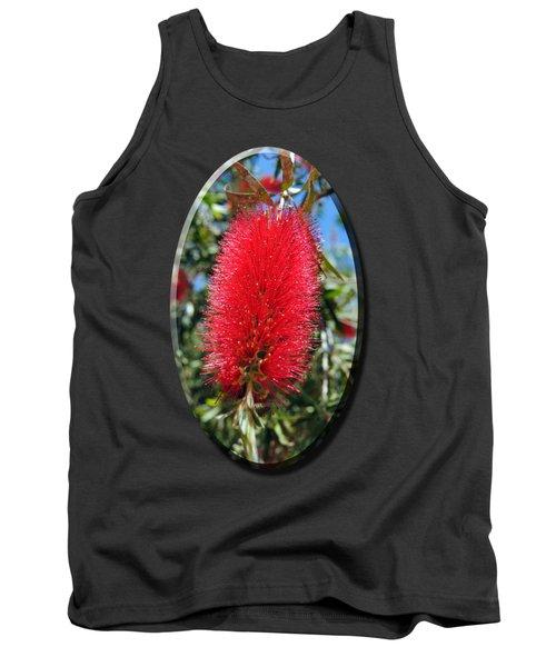 Callistemon - Bottle Brush T-shirt 2 Tank Top
